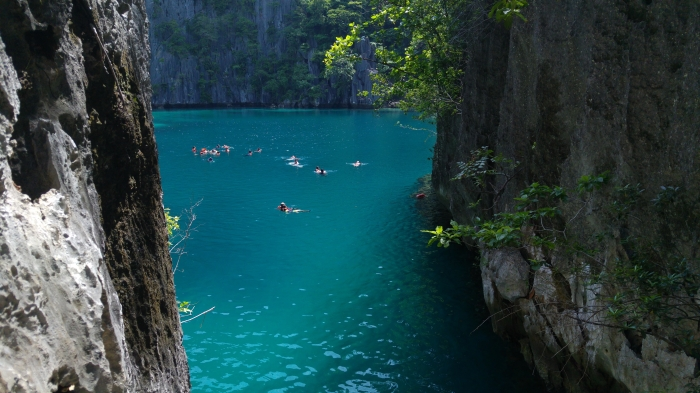 Wandering in Coron: Twin Lagoon